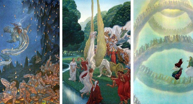 Amos Nattini e la Divina Commedia tra le due guerre