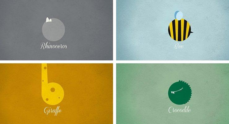 """""""Animballs"""", le creazioni artistiche di Andrea D'Elia."""