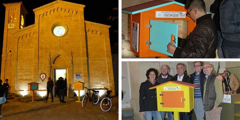 Le Little Free Library conquistano il Sud Italia