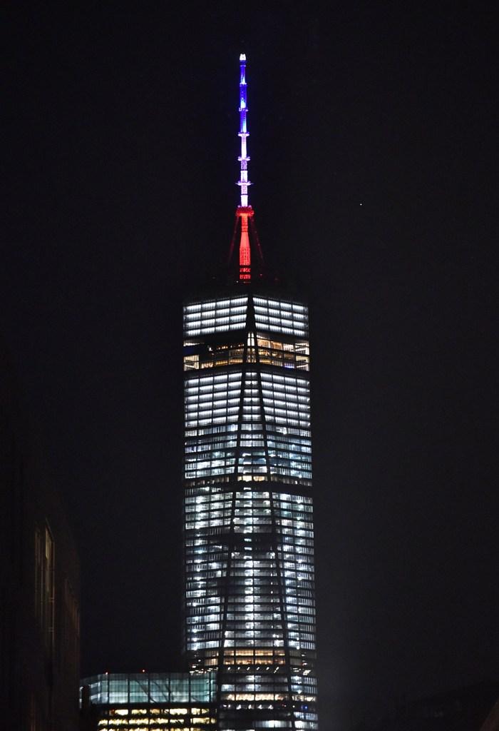 Le One World Trade Center di New York