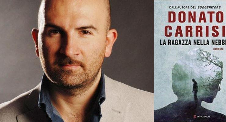 """Donato Carrisi, """"Ogni epoca ha il proprio terrore, dobbiamo conviverci"""""""