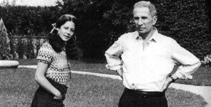 Addio ad Almerina Buzzati, vedova di Dino