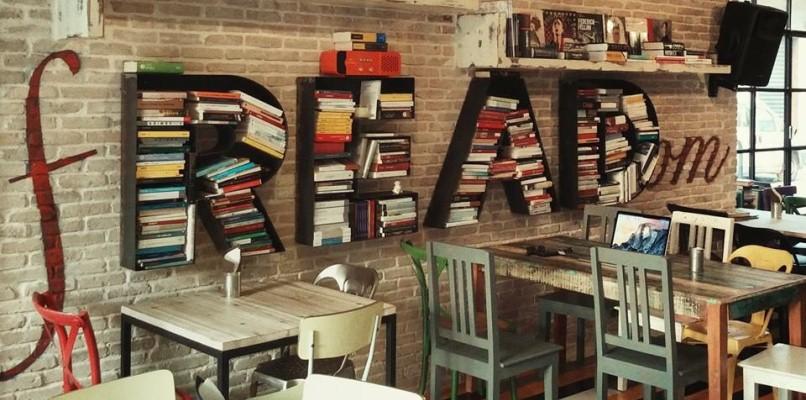 """""""Freadom"""", il bookbar che unisce libri, cibo e musica"""