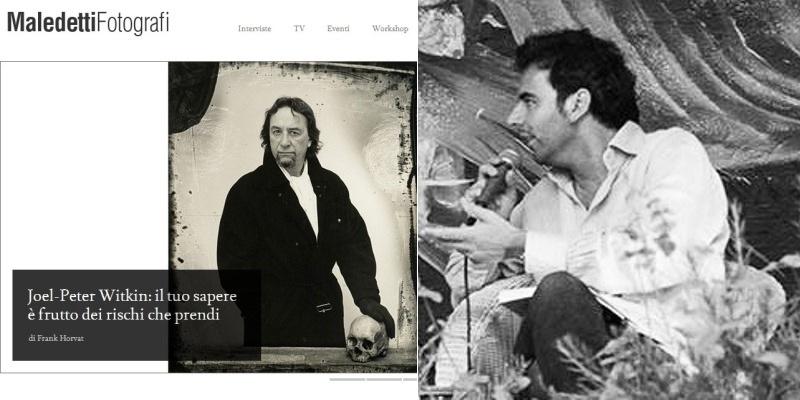 """Enrico Ratto (Maledetti Fotografi), """"Vogliamo far conoscere i più interessanti fotografi al pubblico"""""""