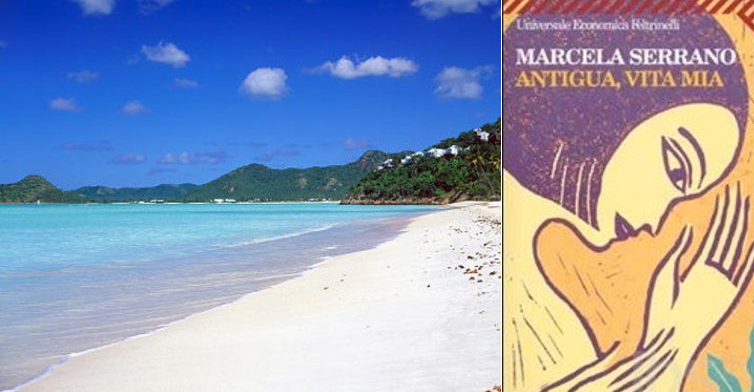 """""""Antigua, vita mia"""", una donna si racconta attraverso il proprio rapporto con un'altra"""