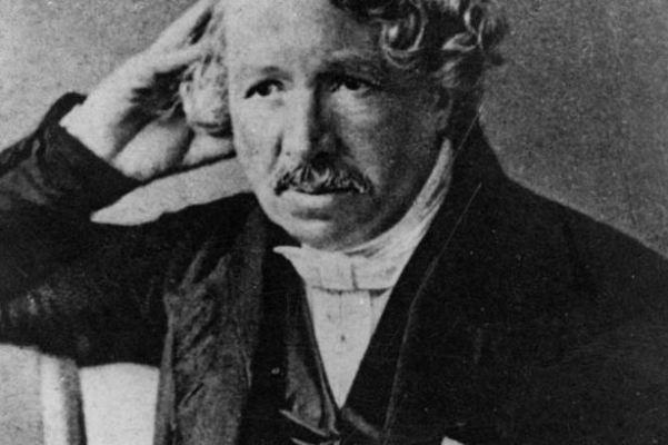 Louis Daguerre: l'inventore della dagherrotipia