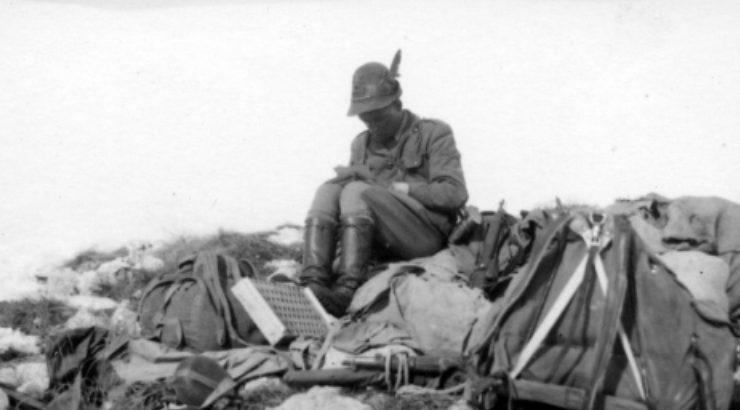 La lettera del soldato semplice Stefano Rum a suo figlio
