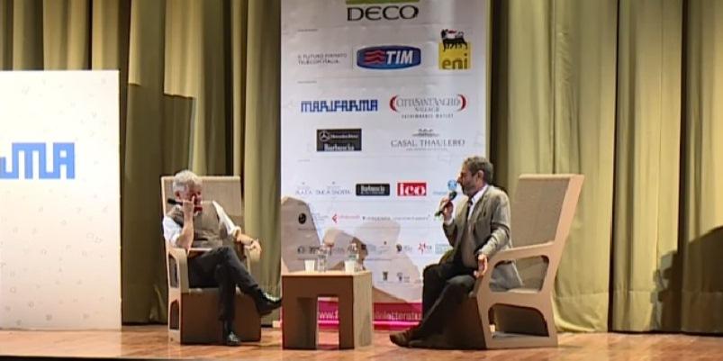 """Michele Serra """"La tecnologia sta diventando un obbligo"""""""