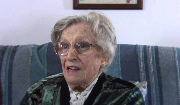 Addio a Topazia Alliata, madre di Dacia Maraini