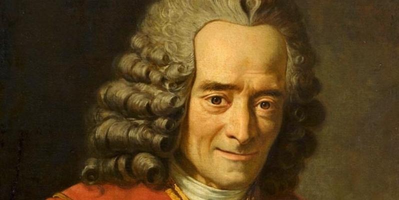 Accadde oggi - 21 novembre. Ricorre l'anniversario di nascita di Voltaire