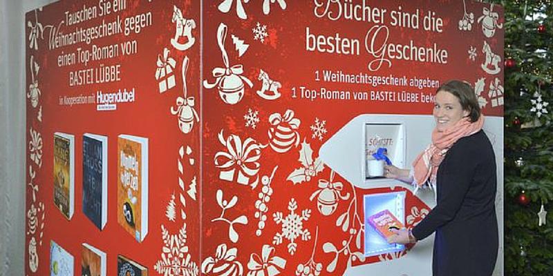 Germania, i regali dI Natale indesiderati si trasformano in libri