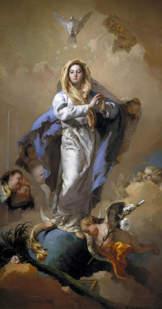 Tiepolo, Giambattista 1767 - 1769