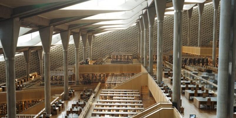 Bibliotheca Alexandrina, il centro culturale del Mediterraneo