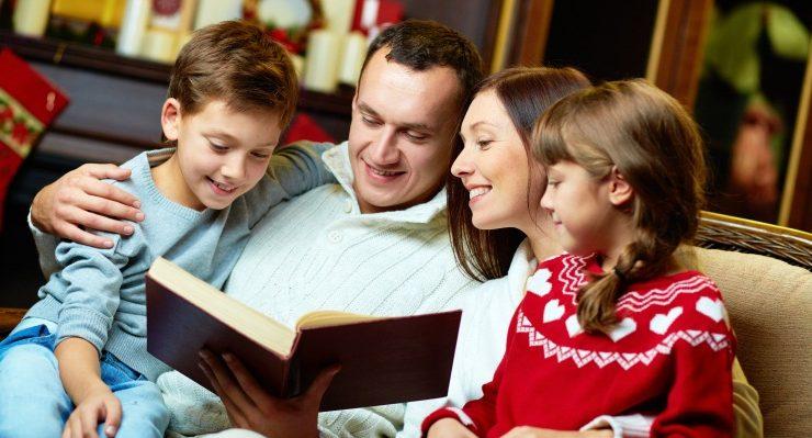 10 valide ragioni per leggere insieme ai vostri figli