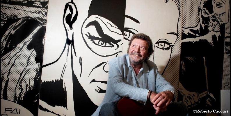 """Mario Gomboli, """"Diabolik in Italia è il personaggio dei fumetti più noto al pubblico"""""""
