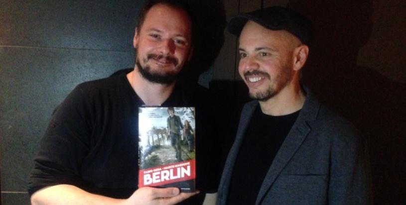 """""""Berlin"""", la nuova saga per ragazzi firmata Fabio Geda e Marco Magnone"""