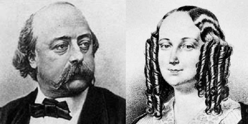 La lettera d'amore di Gustave Flaubert a Louise Colet