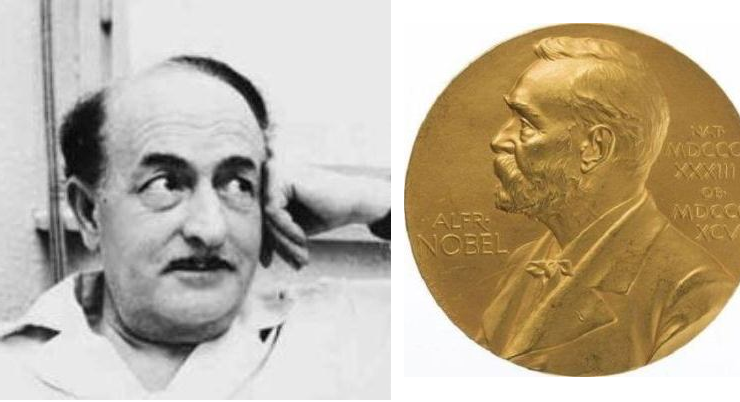 Quasimodo, medaglia del Nobel venduta all'asta