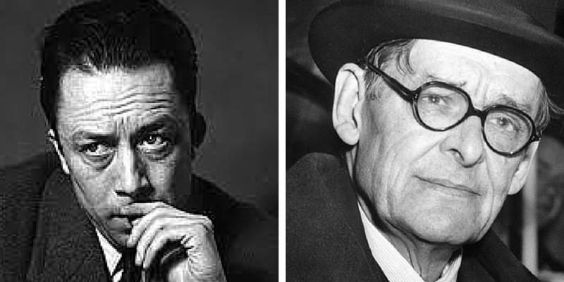 Accadde oggi - 4 gennaio. Ricorrono gli anniversari della scomparsa di Thomas Eliot e Albert Camus