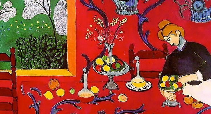 """""""Matisse e il suo tempo"""" in mostra a Torino."""