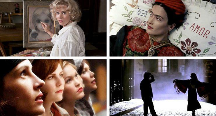 Arte e cinema, i grandi film ispirati agli artisti