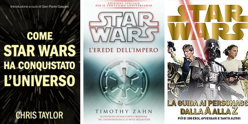 Star Wars, 5 libri da leggere per conoscere meglio la saga