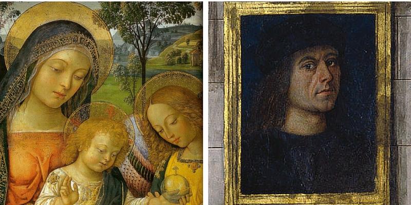 """Bernardino Pinturicchio, un """"piccolo"""" grande pittore"""