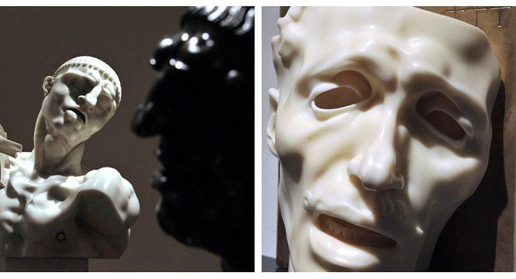 """Adolfo Wildt, """"l'ultimo simbolista"""" in mostra a Milano."""