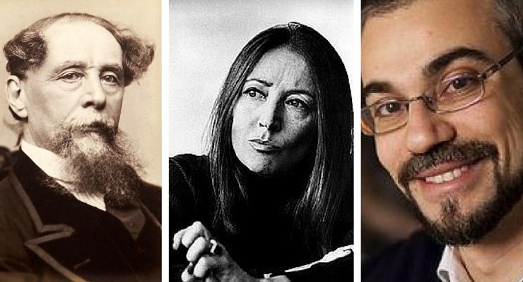 10 autori che ogni lettore vorrebbe invitare al cenone di Natale