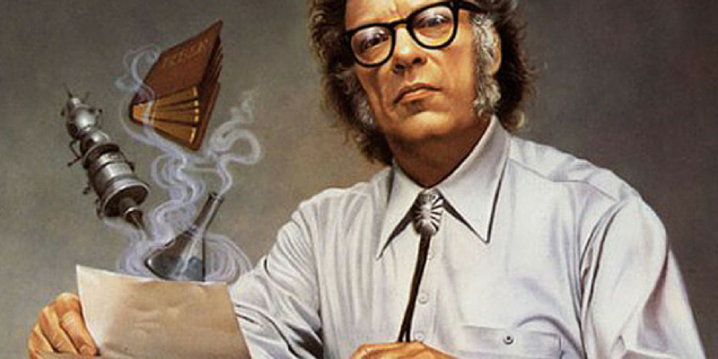 Isaac Asimov, le frasi e gli aforismi più celebri
