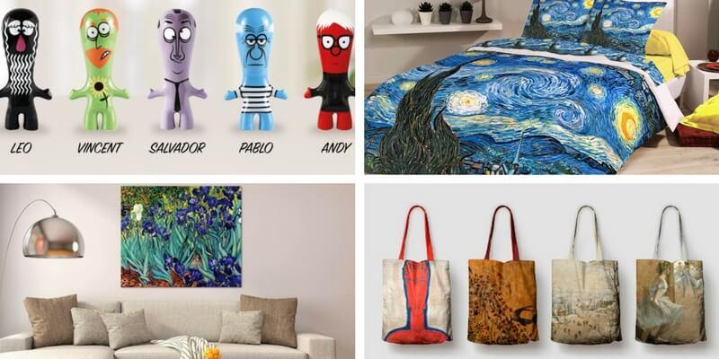 Natale, 10 idee regalo per chi ama l'arte