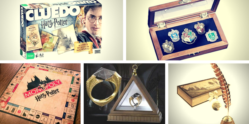 Natale, 10 idee regalo per gli amanti di Harry Potter