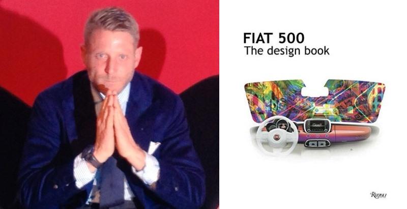 "Lapo Elkann, ""La Fiat 500 è un love brand"""