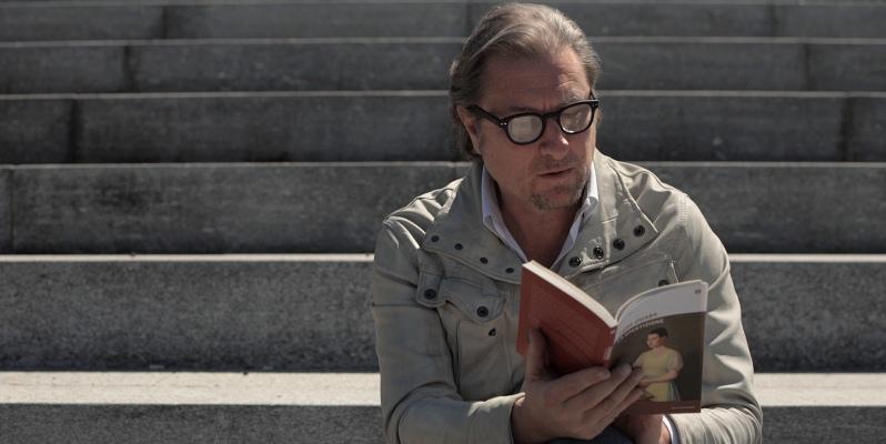 """Giorgio Porrà, """"La passione per un libro non è facilmente trasferibile in televisione"""""""