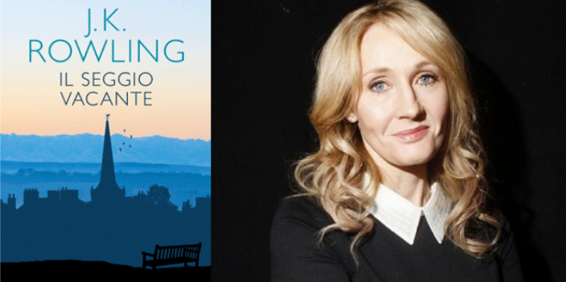 """""""Il seggio vacante"""", la serie tv tratta dall'omonimo romanzo della Rowling"""