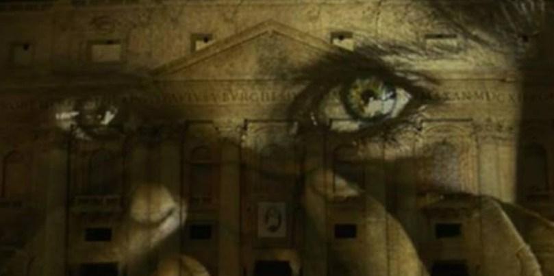 Luci a San Pietro, lo spettacolo artistico di 'Fiat Lux'