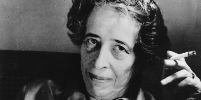 Accadde oggi - 4 dicembre. Ricorre l'anniversario della scomparsa di Hannah Arendt