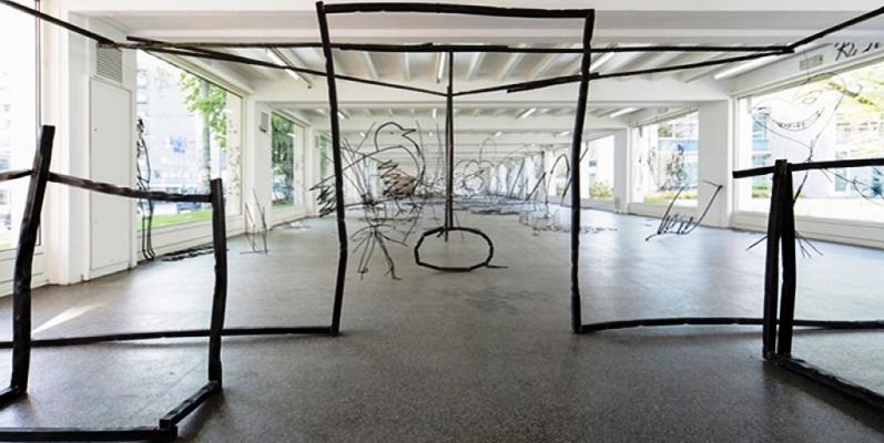 Arriva in Italia l'arte di Petrit Halilaj