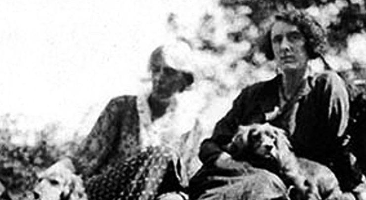 La lettera d'amore di Sackville-West a Virginia Woolf
