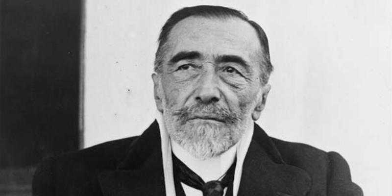 """Joseph Conrad, le frasi e gli aforismi celebri del padre di """"Cuore di tenebra"""""""