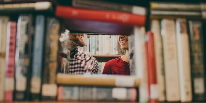 10 libri d'amore da regalare a Natale