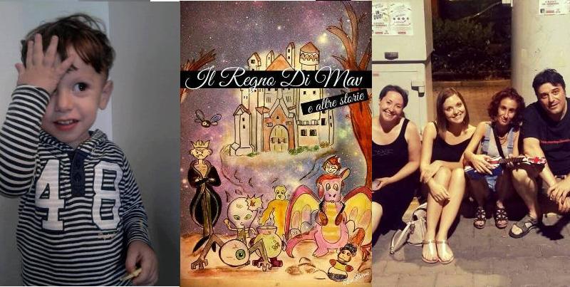 """""""Il regno di Mav"""", un libro per aiutare il piccolo Loris"""