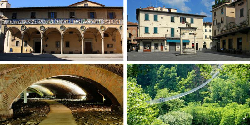 Pistoia, 10 luoghi da visitare assolutamente