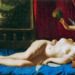 Nudo artistico, le 10 opere d'arte italiane più famose | Sonno, Artemisia Gentileschi