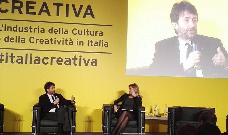 """Dario Franceschini """"Occorre investire di più sul patrimonio culturale contemporaneo"""""""