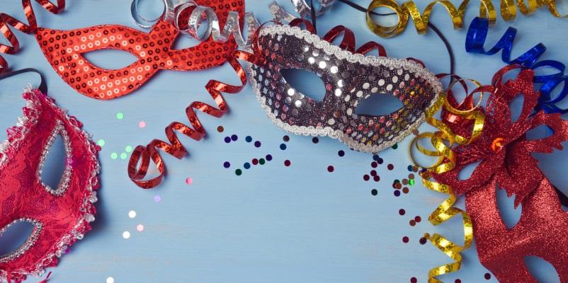 Carnevale, costruisci la tua maschera in 5 mosse