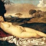 Nudo artistico, le 10 opere d'arte italiane più famose | Venere dormiente, Giorgione