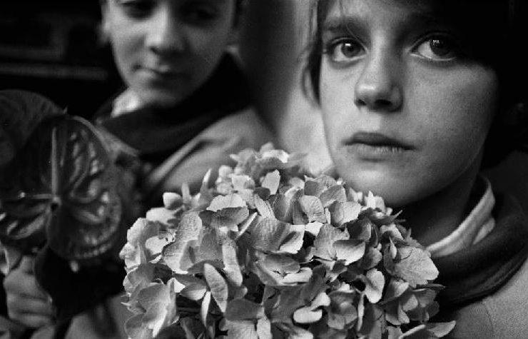 La malinconia e dignità delle donne nella fotografia di Letizia Battaglia