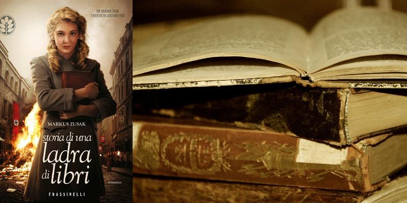 """""""Storia di una ladra di libri"""". Le parole che cambiano il mondo"""