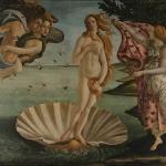 Nudo artistico, le 10 opere d'arte italiane più famose | La Nascita di Venere, Botticelli